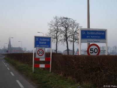 Sint Isidorushoeve is een dorp in de provincie Overijssel, in de streek Twente, gemeente Haaksbergen.