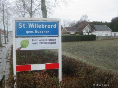 Sint Willebrord is een dorp in de provincie Noord-Brabant, in de regio West-Brabant, en daarbinnen in de streek Baronie en Markiezaat, gemeente Rucphen.