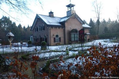 Soestduinen, nog een fraai optrekje op Landgoed De Paltz