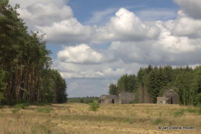 Het is heerlijk wandelen daar in Soesterberg op de voormalige vliegbasis.
