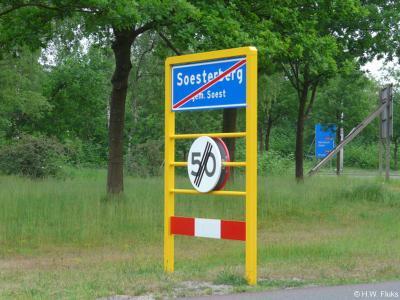Soesterberg is een dorp in de provincie Utrecht, in de streek Utrechtse Heuvelrug, gemeente Soest.