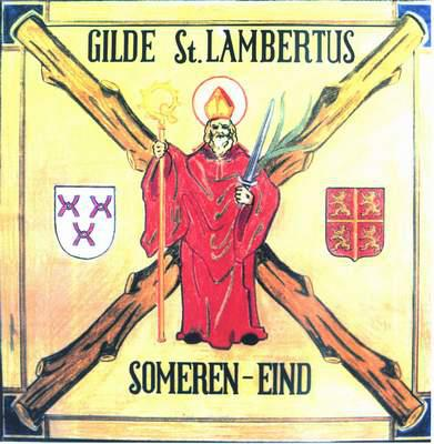 Ook het Gilde Sint Lambertus in Someren-Eind - dat al in 1895 is opgericht en nog altijd alive and kicking is - heeft een bijzondere ontstaansgeschiedenis, waarover je alles kunt lezen onder het kopje Links.