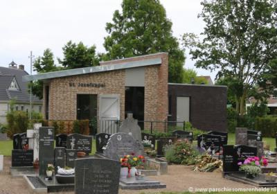 In 2013 is in Someren-Heide bij het kerkhof de St. Jozefkapel gerealiseerd.