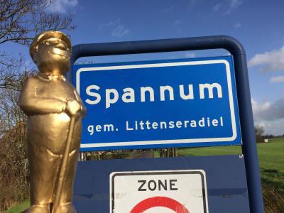 Een traditie in ca. 15 Friese dorpen is het jaarlijkse Iepenloftspul (Openluchtspel). Spannum heeft dit in 2017 eenmalig gedaan en heeft daar gelijk de Gouden Gurbe voor de beste vormgeving mee gewonnen, en daar zijn ze natuurlijk terecht trots op!