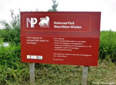 Nationaal Park Weerribben-Wieden is in 2009 officieel van start gegaan