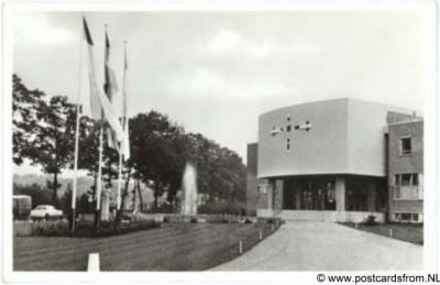 Stevensbeek Internaat De La Salle 1968