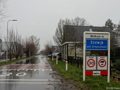 Stolwijk is een dorp in de provincie Zuid-Holland, in de streek en gemeente Krimpenerwaard. Het was een zelfstandige gemeente t/m 1984. In 1985 over naar gemeente Vlist, in 2015 over naar gemeente Krimpenerwaard.
