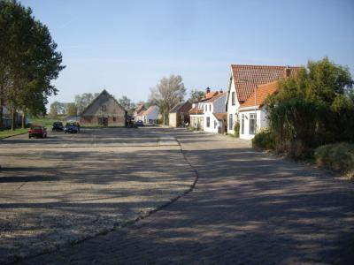 Strijenham, buurtschapsgezicht (© H.W. Fluks)