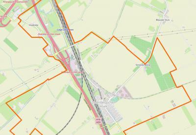 Strooiendorp is een buurtschap in de provincie Noord-Brabant, in de regio West-Brabant, en daarbinnen in de streek Baronie en Markiezaat, gem. Moerdijk. T/m 1997 gem. Zevenbergen. De buurtschap ligt in het NO van het dorpsgebied van Zevenbergschen Hoek.