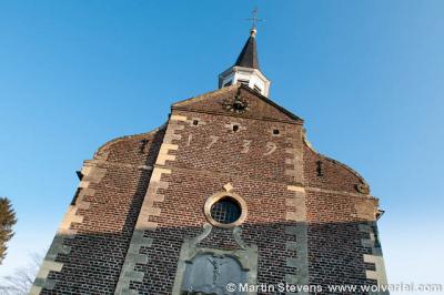 Sweikhuizen, Kerk van St. Dionysius en St. Odilia