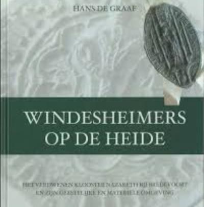 In 2014 heeft Hans de Graaf een 384 pag. dik boek geschreven, getiteld 'Windesheimers op de heide. Het verdwenen Klooster Nazareth bij Bredevoort en zijn geestelijke en materiële omgeving', over dit vroegere klooster in buurtschap... 't Klooster.