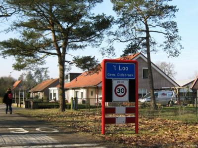 't Loo is een dorp in de provincie Gelderland, in de streek Veluwe, gemeente Oldebroek.