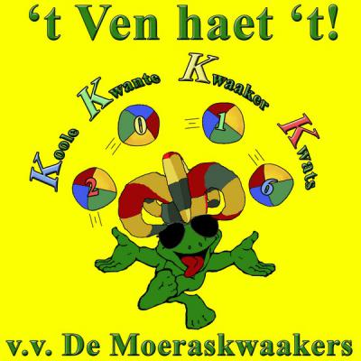Elders in het land betekent v.v. meestal 'voetbalvereniging', in Limburg betekent het Vasteloavend Verein (= Carnavalsvereniging). In 't Ven hebben ze ook een v.v., en wel De Moeraskwaakers. Het motto voor 2016 was: 't Ven haet 't! ('t Ven heeft 't!)
