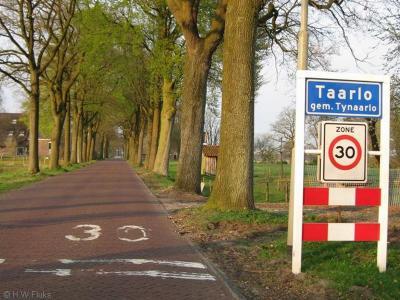 Taarlo is een dorp in de provincie Drenthe, gemeente Tynaarlo. T/m 1997 gemeente Vries.