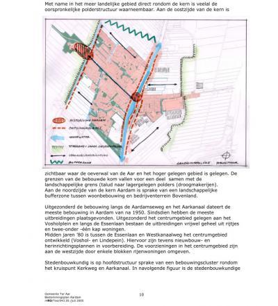 ... Dan verwacht je toch niet dat diezelfde gemeente 14 jaar later, in 2006, nog een nieuw Bestemmingsplan maakt voor de 'kern Aardam'!?