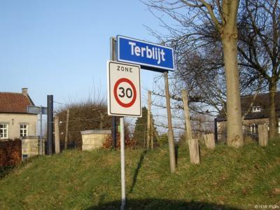 Terblijt is een buurtschap in provincie Limburg, streek Heuvelland, gem. Valkenburg aan de Geul. T/m 1981 gem. Berg en Terblijt. De buurtschap valt onder het dorp Berg. De buurtschap ligt binnen de 'bebouwde kom' en heeft daarom blauwe plaatsnaamborden.