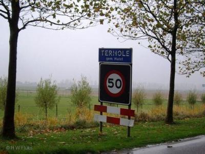 Terhole is een dorp in de provincie Zeeland, in de streek Zeeuws-Vlaanderen, gemeente Hulst. T/m 2002 gemeente Hontenisse.