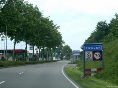 Terneuzen is een stad en gemeente in de provincie Zeeland, in de streek Zeeuws-Vlaanderen.