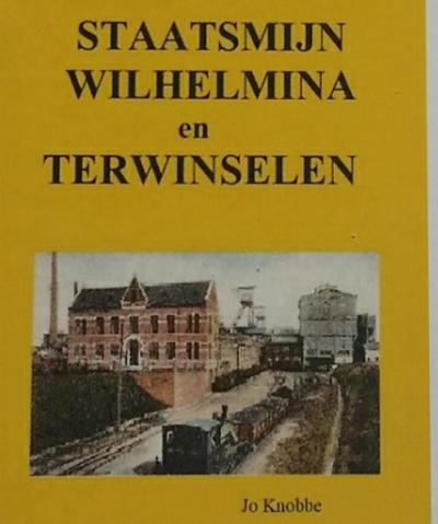 De netto opbrengst van het in 2017 verschenen naslagwerk over de geschiedenis van Staatsmijn Wilhelmina en Terwinselen, van inwoner Jo Knobbe, komt ten goede aan het onder Bezienswaardigheden beschreven, beoogd in 2019 te realiseren mijnmonument.