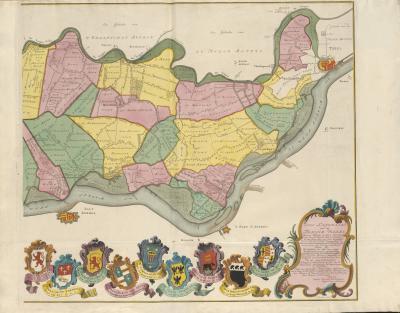 Tielerwaard anno 1699