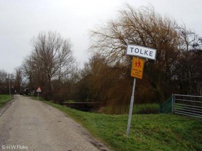 Tolke is een buurtschap in de provincie Noord-Holland, in de streek West-Friesland, gemeente Schagen. De buurtschap valt onder de stad Schagen.