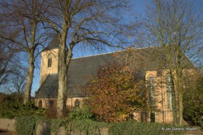 De Hervormde kerk in Tricht