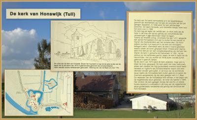 De kerk van Tull is later onder Honswijk komen te vallen, waarmee Honswijk een dorp is geworden. Tegenwoordig is Honswijk een buurtschap rond en O van het gelijknamige fort en is Tull / Molenbuurt de O kern van Tull en 't Waal.