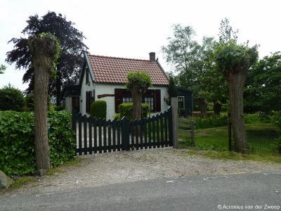 Klein charmant huisje in buurtschap Twaalfmorgen
