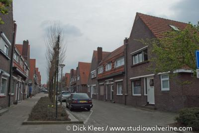 Ubach over Worms, Lauradorp, straatbeeld