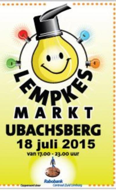 De Lempkesmarkt in Ubachsberg biedt een grote diversiteit aan koopwaar, en natuurlijk ook standwerkers, curiosa, hobbyisten, eetkramen, artiesten, horeca en kermisattracties.