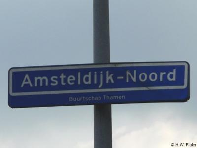 Thamen was een dorpje dat in de loop der tijd in de kern Uithoorn is opgegaan. In de ZO hoek van Uithoorn beschouwt men een deel van de bebouwing kennelijk nog wel als buurtschap Thamen, getuige de onderschriften onder enkele straatnaambordjes aldaar.