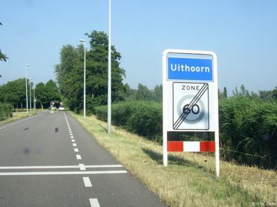 Uithoorn is een dorp en gemeente in de provincie Noord-Holland, in de streek Amstelland.