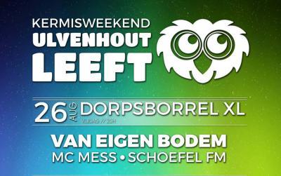 De kermis in Ulvenhout begint op de zaterdag in het laatste weekend van augustus en duurt vier dagen.