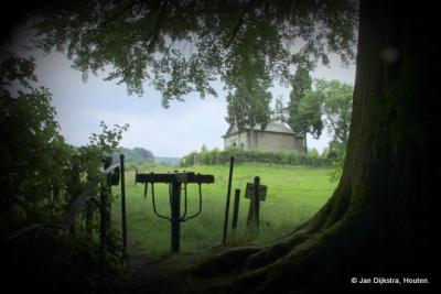 Buurtschap Raren, Buitenplaats Vaalsbroek, mausoleum fam. Von Clermont