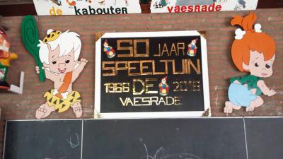 Speeltuin De Kabouter in Vaesrade heeft in 2016 het 50-jarig bestaan gevierd