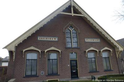 In de buurtschap Vechten vind je nog diverse mooie, oude boerderijen, zoals deze hoeve Nieuw Slagmaat (Marsdijk 5).