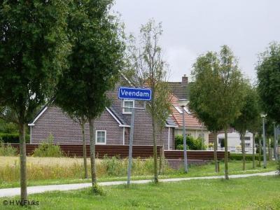 Veendam is een stad en gemeente in de provincie Groningen, in de streek Veenkoloniën.