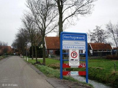 Veenhuizen is een dorp in de provincie Noord-Holland, in de streek West-Friesland, gemeente Heerhugowaard. Het was een zelfstandige gemeente t/m 1853.