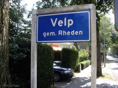 Velp is een dorp in de provincie Gelderland, in de streek Veluwe, gemeente Rheden.