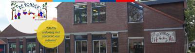 Basisschool De Vonder in het Noord-Limburgse dorp Ven-Zelderheide is met ca. 90 leerlingen een kleinschalige dorpsschool, maar dat is ook hun kracht; aandacht voor elkaar, betrokkenheid, overzichtelijkheid, structuur en korte lijnen zijn de sterke punten.