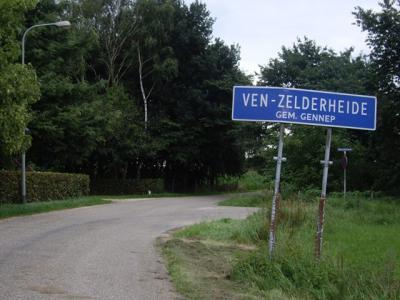 Ven-Zelderheide is een dorp in de provincie Limburg, in de regio Noord-Limburg, gemeente Gennep. T/m 1972 gemeente Ottersum.