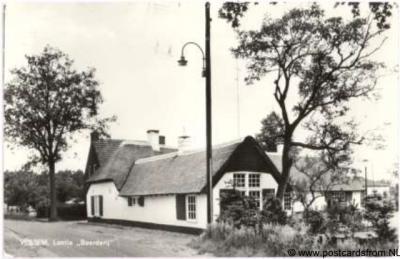 Vessem Boerderij Lantie 1977