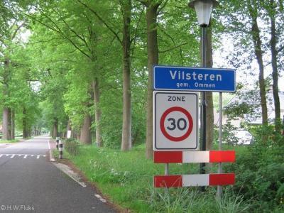 Vilsteren is een dorp in de provincie Overijssel, in de streek Salland, gemeente Ommen. T/m 30-4-1923 gemeente Ambt Ommen. Het dorp Vilsteren ligt in een zeer landelijke en groene omgeving, op het gelijknamige landgoed.