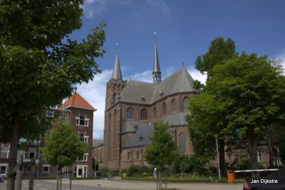 De Heilig Hart van Jezuskerk in Vinkeveen