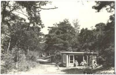 Vlierden Vakantiecentrum De Bikkels 1967