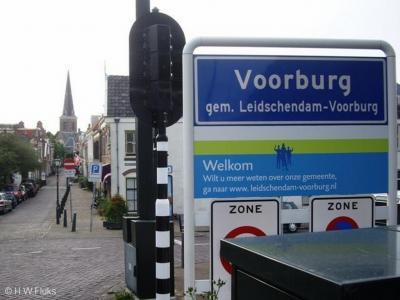 Voorburg is een dorp in de provincie Zuid-Holland, in de streek Haaglanden, gemeente Leidschendam-Voorburg. Het was een zelfstandige gemeente t/m 2001.