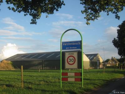 Vorstenbosch is een dorp in de provincie Noord-Brabant, in de regio Noordoost-Brabant, gemeente Bernheze. T/m 1993 grotendeels gemeente Nistelrode, deels gemeente Heeswijk-Dinther (t/m 1968 gemeente Dinther).