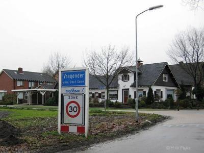Vragender is een dorp in de provincie Gelderland, in de streek Achterhoek, gemeente Oost Gelre. T/m 2004 gemeente Lichtenvoorde.