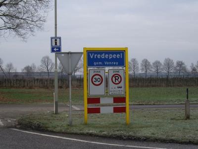 Vredepeel is een dorp in de provincie Limburg, in de regio Noord-Limburg, gemeente Venray.