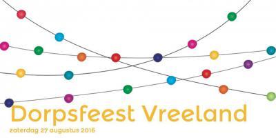Dorpsfeest Vreeland (op een zaterdag eind augustus) is het jaarlijkse feest aan het einde van de zomervakantie voor en door Vreelanders. Gesponsord door ondernemers in en om het dorp. Er is op die dag van alles te zien, te doen en te horen (livemuziek).
